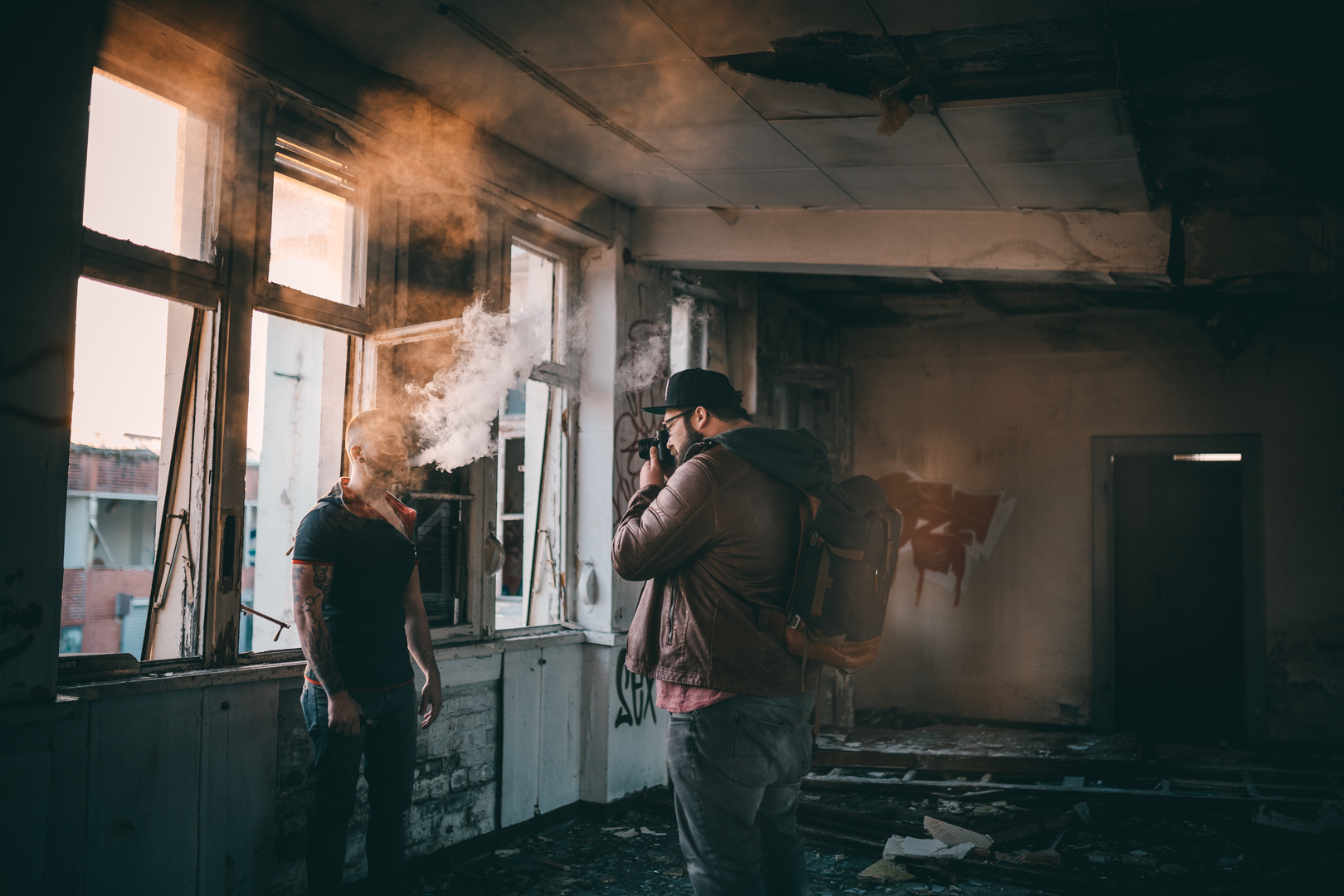 Portrait Shooting
